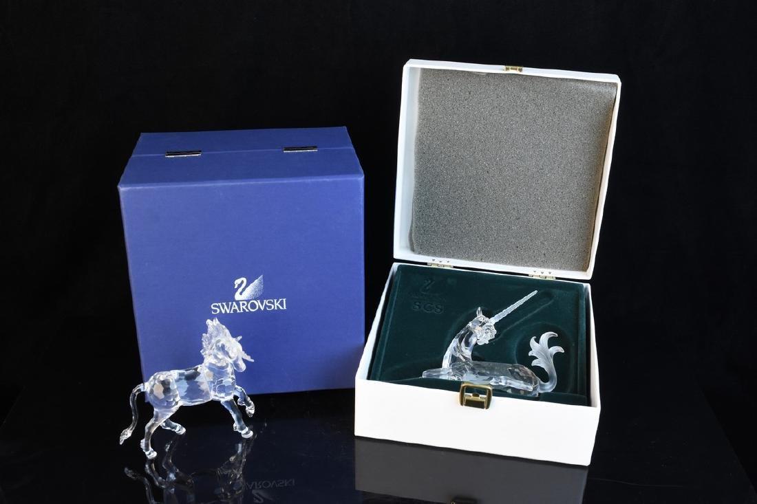 Swarovski Crystal Unicorns