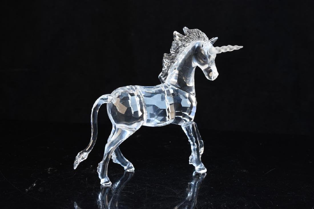 Swarovski Crystal Unicorns - 3