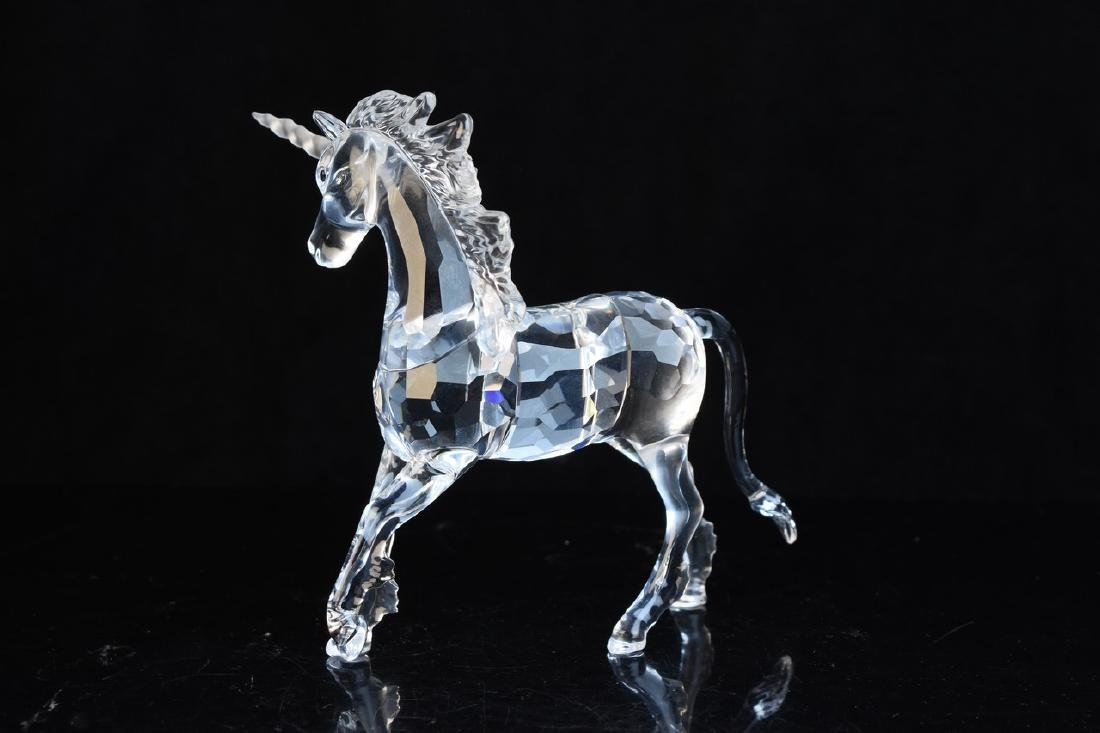 Swarovski Crystal Unicorns - 5