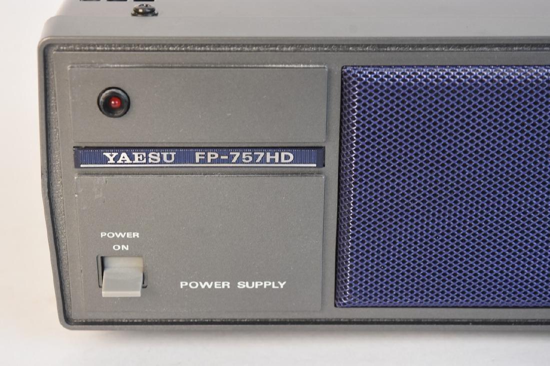 Yaesu FP-757HD Power Supply W/ Relay Box COMES W/ BOX! - 2