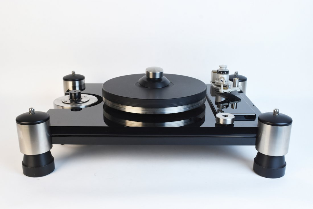 VPI TNT 3.5 Signature Series Turntable - WORKS