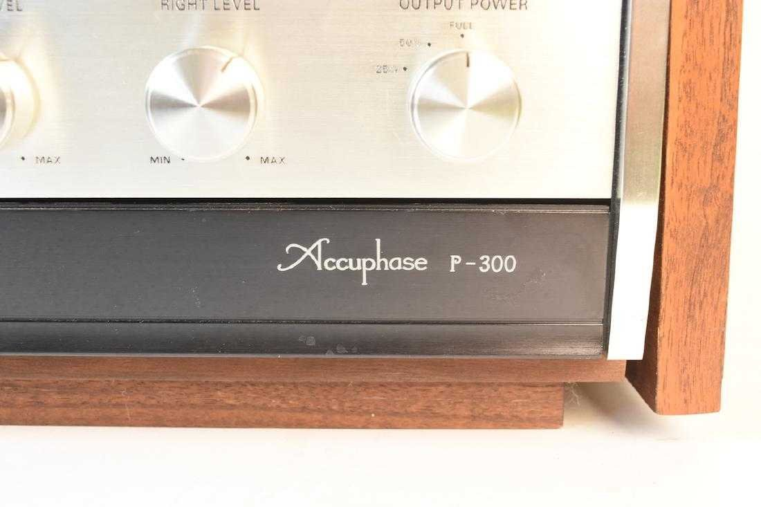 Accuphase P-300 Stereo Power Amplifier - 8