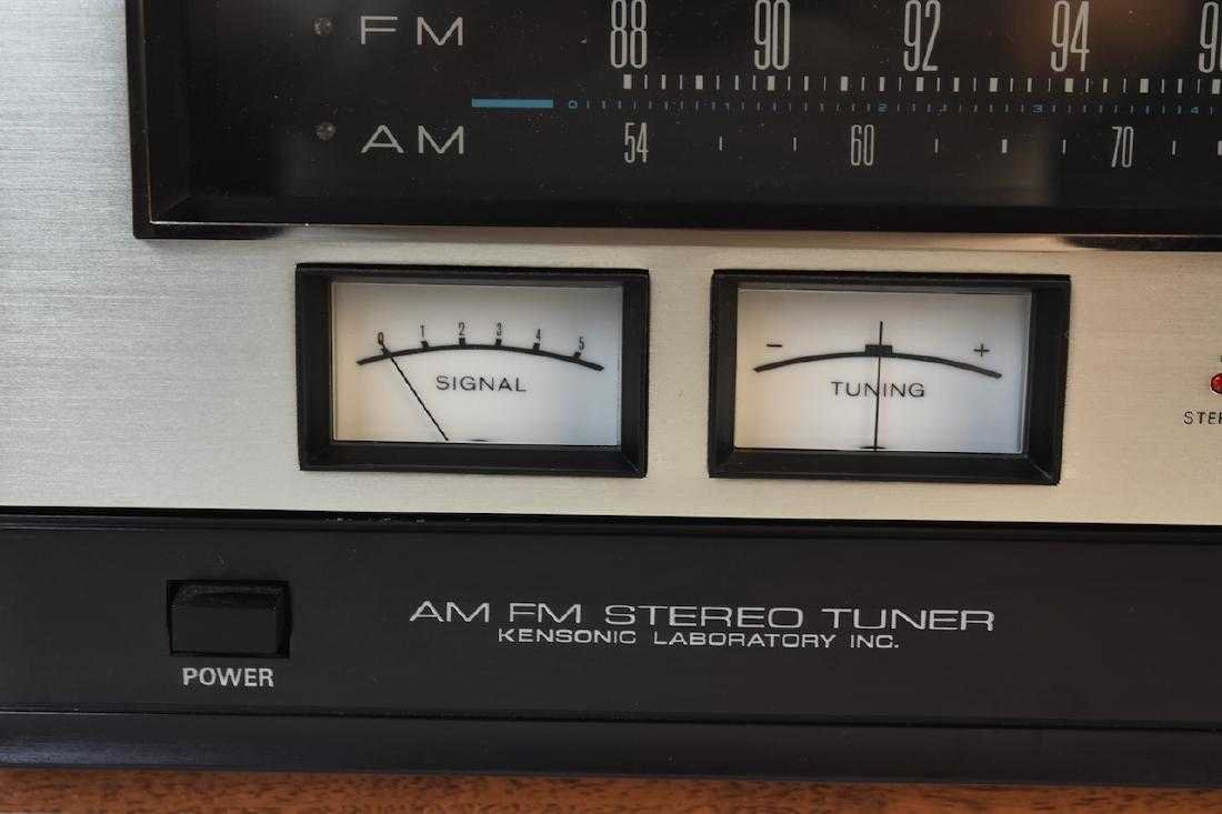 TEAC Accuphase T-100 AM/FM Stereo Tuner - 2