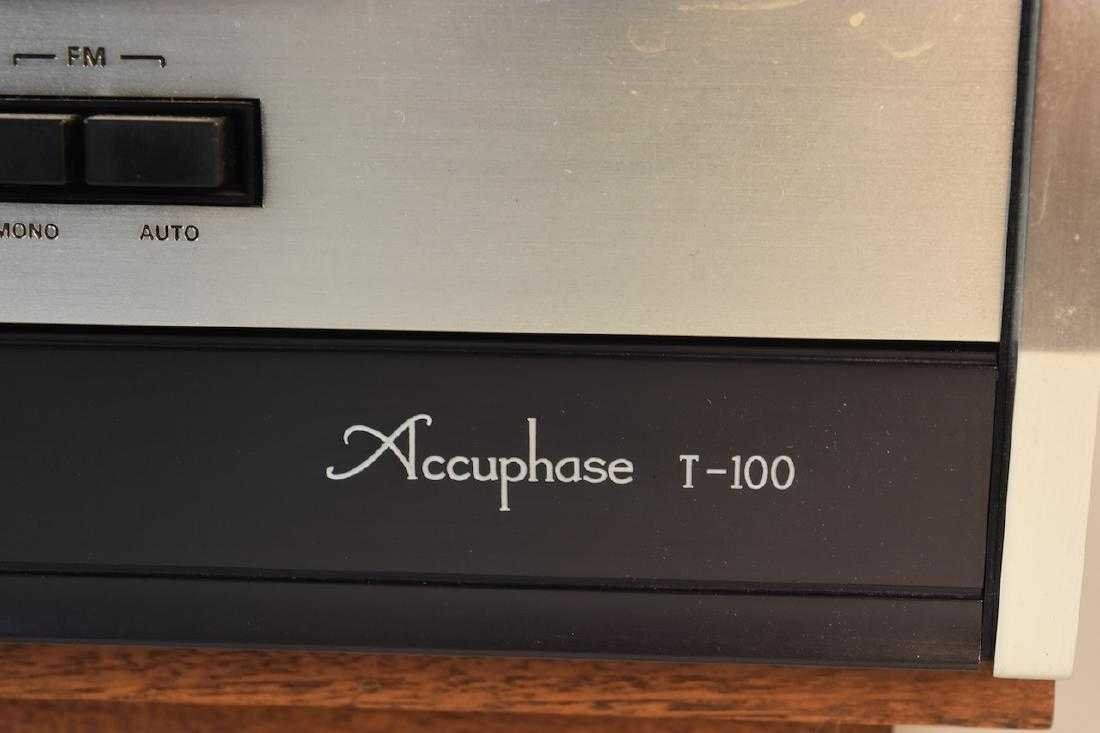 TEAC Accuphase T-100 AM/FM Stereo Tuner - 3
