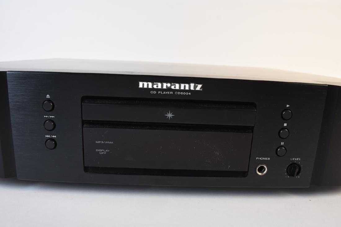 Marantz CD5004 (6) Disc CD Player - 2