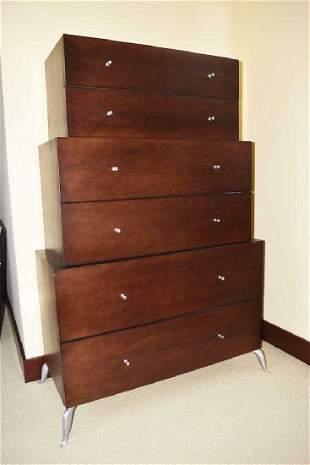 Modern Three Tiered Dresser