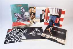 (20) Records incl. Queen, Bruce Springsteen +
