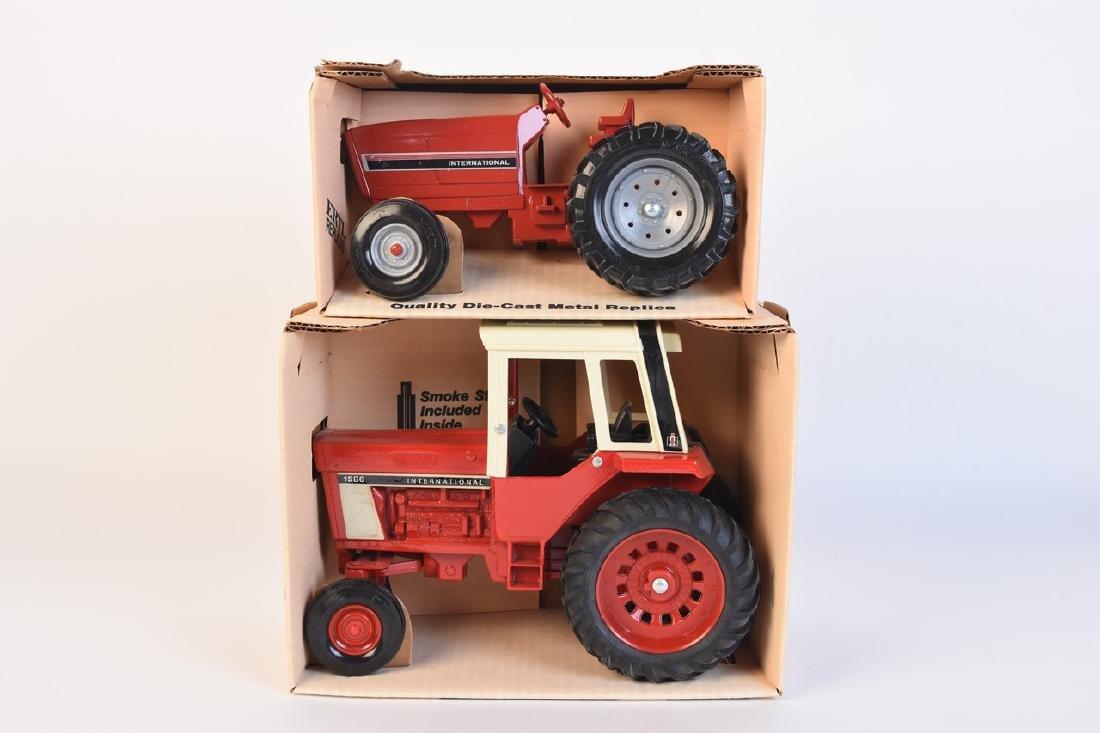 Ertl Diecast International Tractors