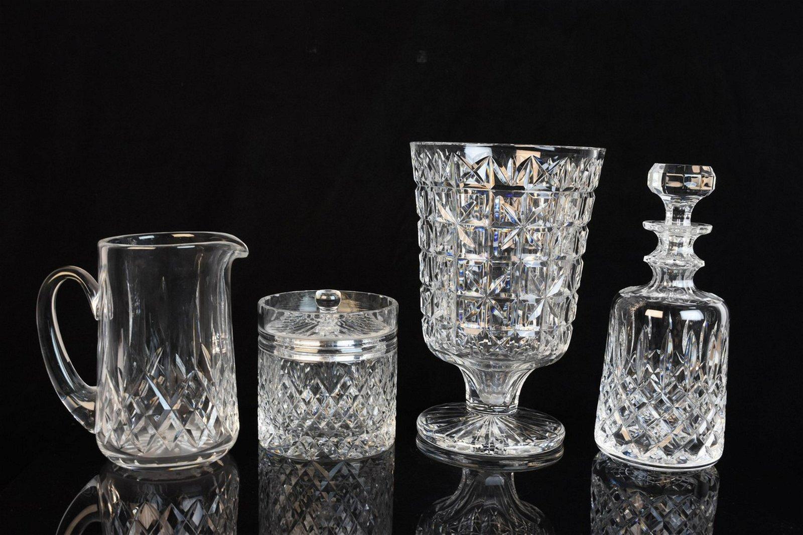 Waterford & Royal Brierley Crystal