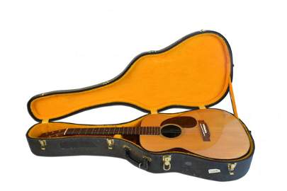 1940 Martin 00-18 Acoustic Guitar, Natural Finish