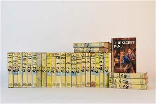Early Hardy Boys Books, 1-27