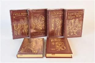 Easton Press Baroness Orczy Books