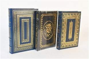 "Easton Press Books Incl. ""Old Yeller"""