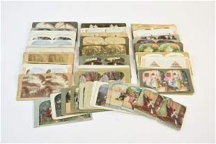 Antique & Vtg. Stereo Cards
