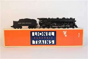 Lionel 6-8406 NYC W/ Coal Tender in Box