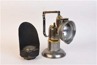 Railroad Signal Lights Incl Oxweld