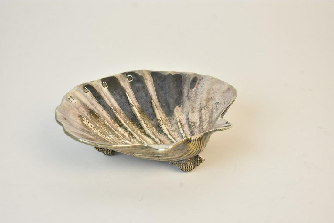 Royal Irish Silver Co. Shell Dish, 16.65 ozt