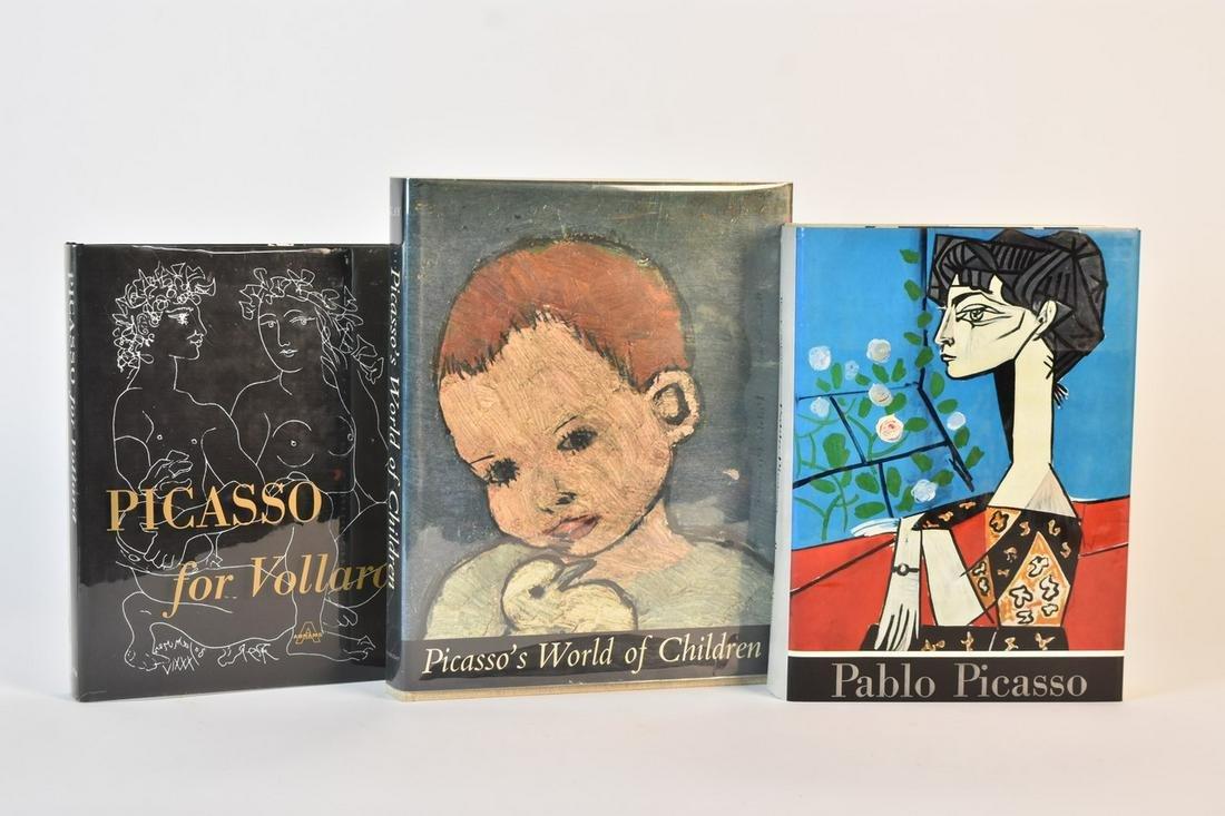 Pablo Picasso Art Books