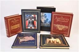 Easton Press American History Books