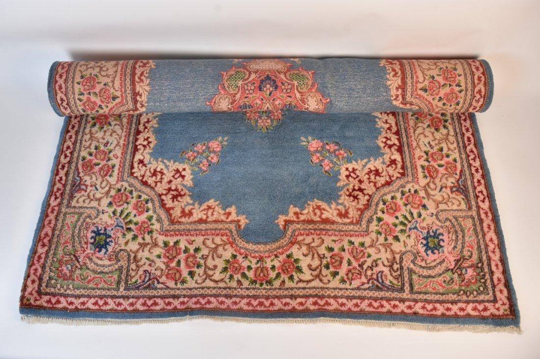 "Vintage Persian Tabriz Style Rug 84"" x 48"""