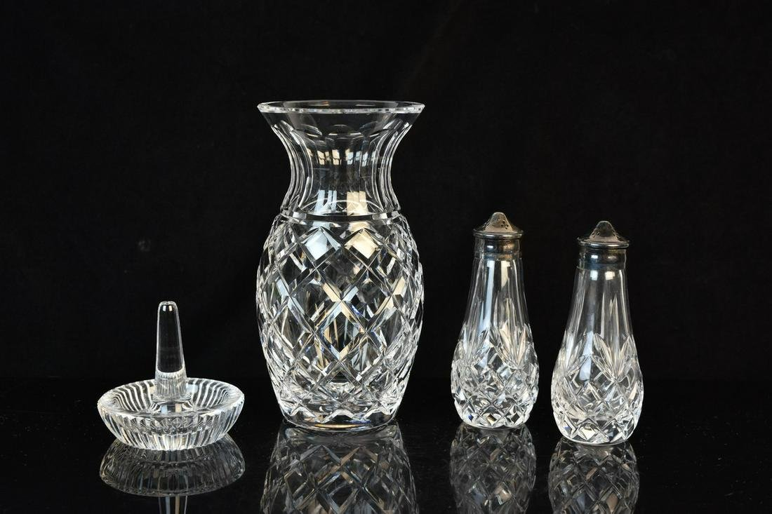 Waterford and Crystal Assortment