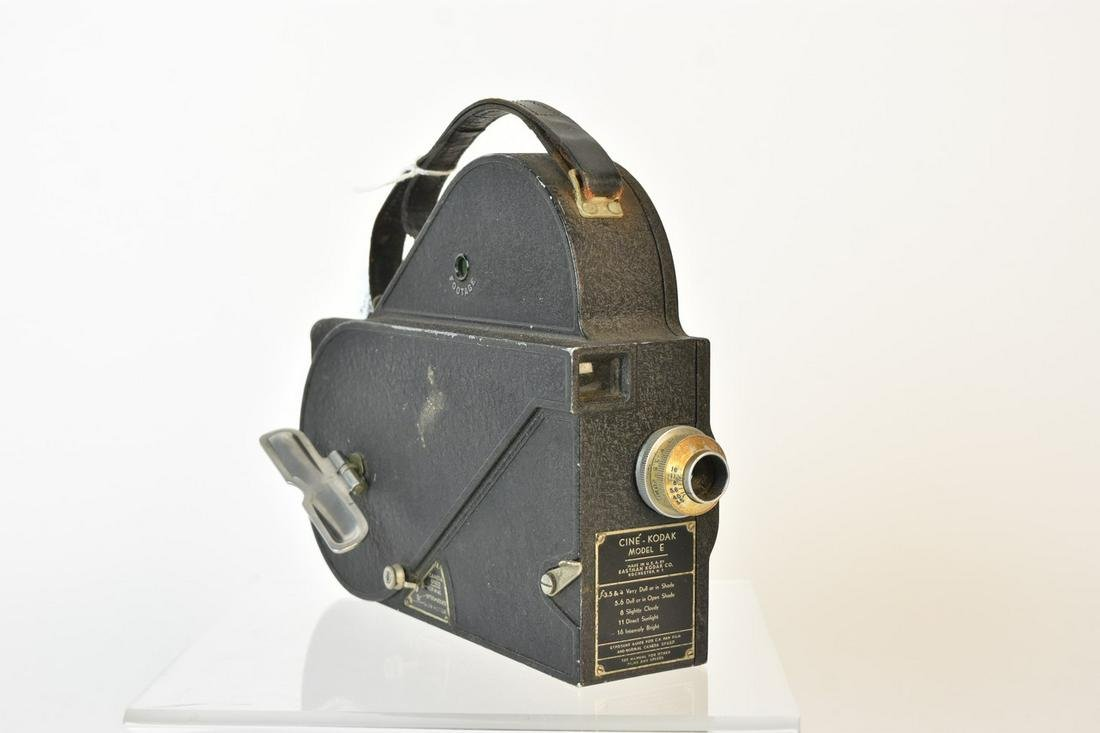 Vtg. Kodak Cline Model E Camera