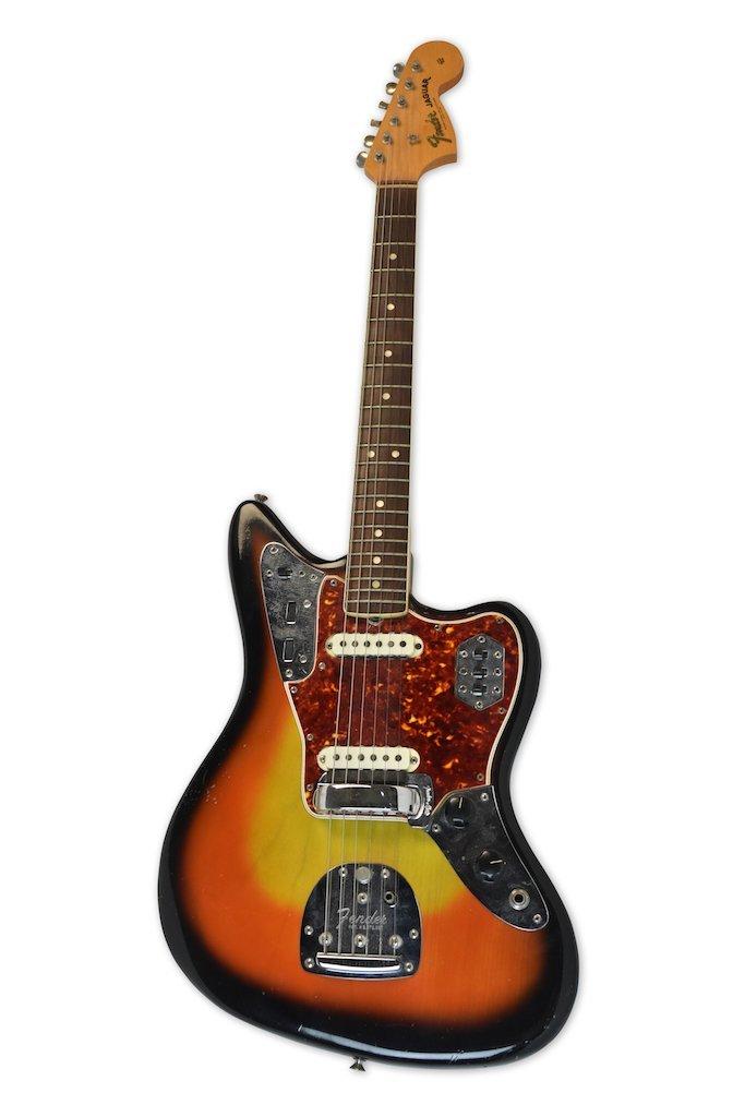 Fender Jaguar Electric Guitar, 1967