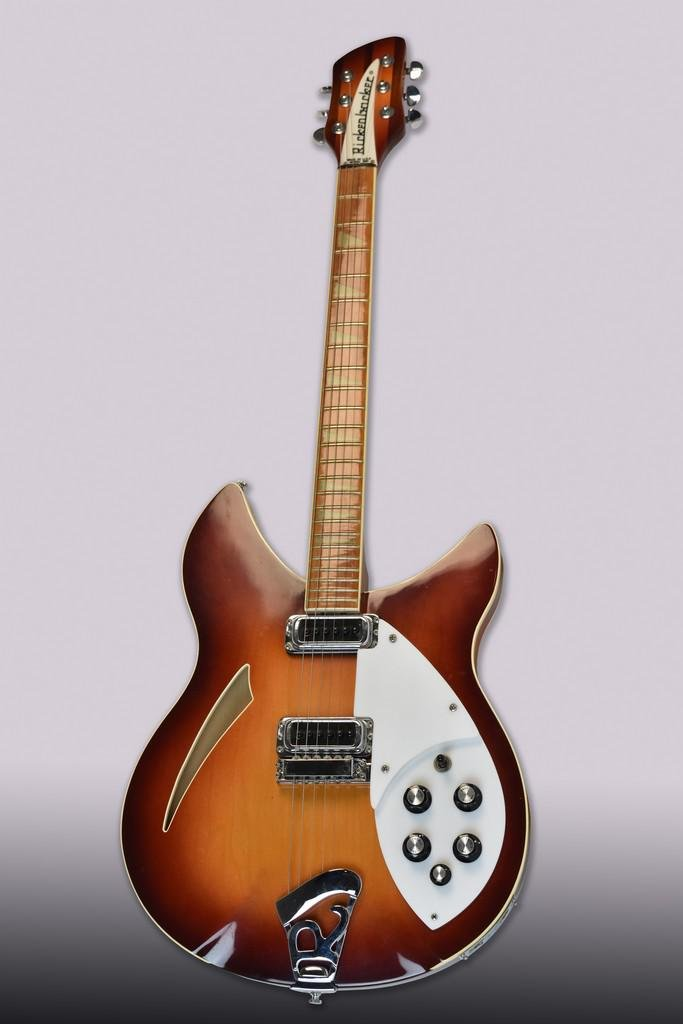 Rickenbacker 360/6 Fireglo Electric Guitar