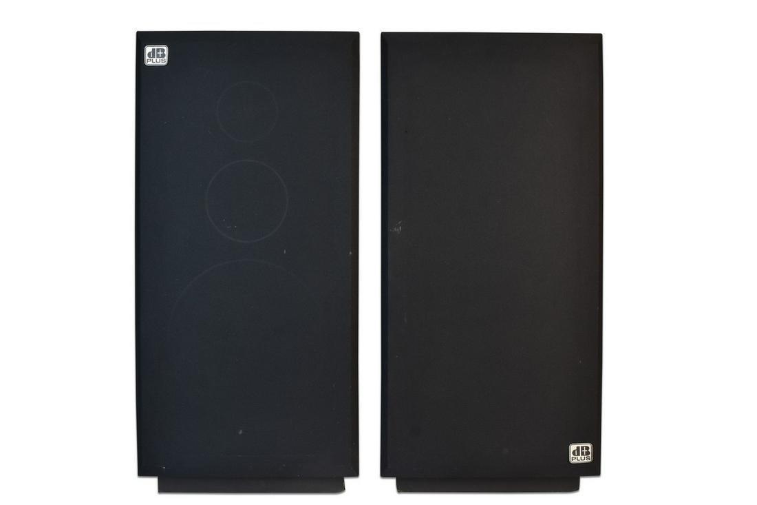 DB Plus Floor Standing Speakers