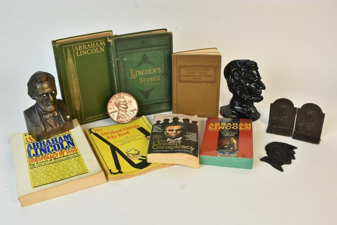 Abraham Lincoln Books and Memorabilia