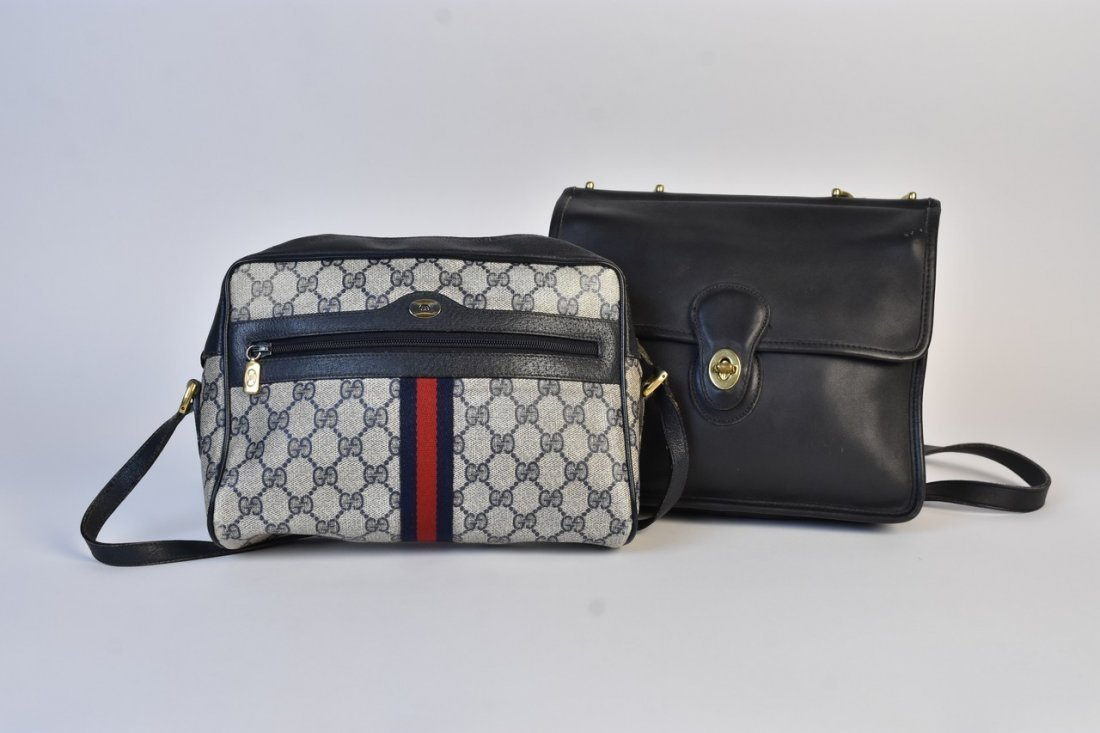Gucci and Coach Vintage Purses