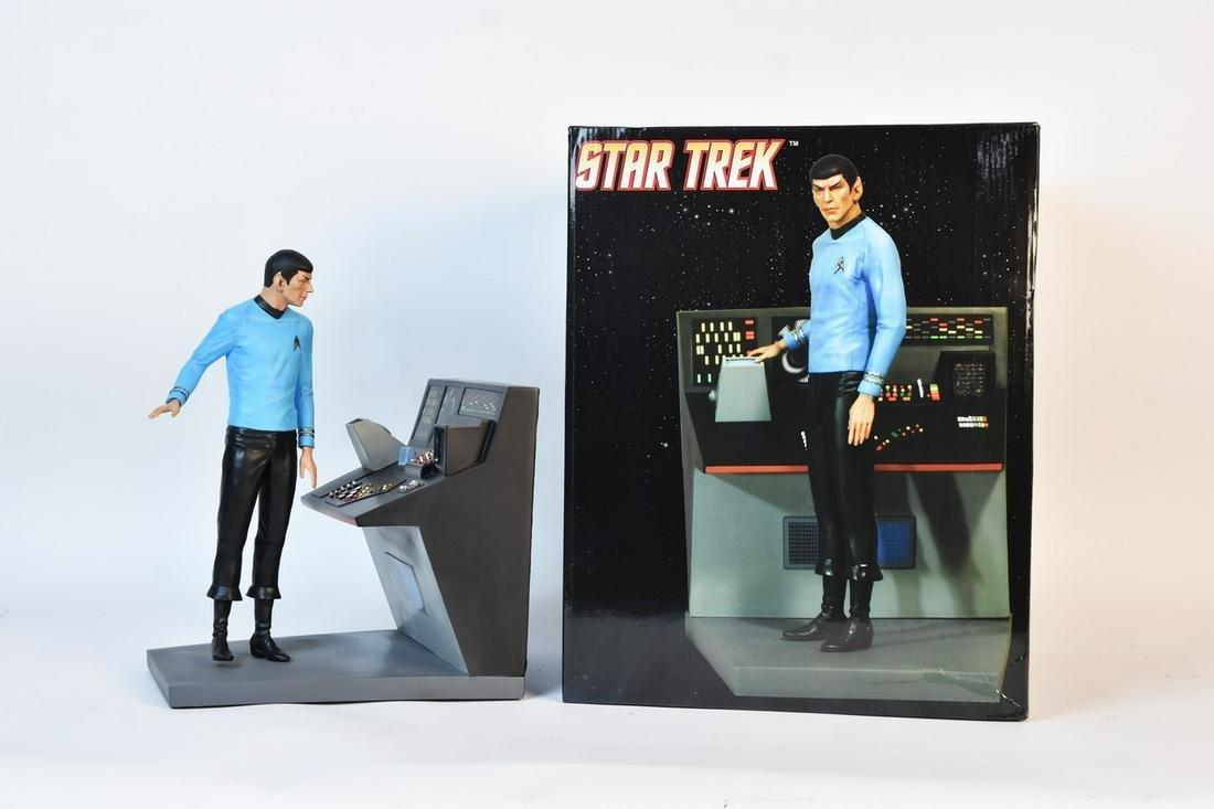 Star Trek Limited Edition 1:6 Action Figure, Mr. Spock