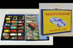 Lesney Diecast Collection w/ Collector's Case