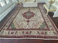 Persian Hamadan Area Rug Hand Knotted 5 x 775
