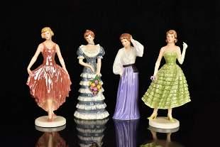 Goebel Unity With Diversity Series Figurines