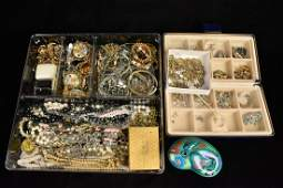 18K  14K Sterling  Costume Jewelry
