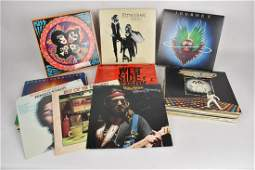 Records Incl. Jefferson Starship, West Side Story