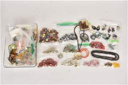 Large Mixed Lot Vintage Costume Jewelry