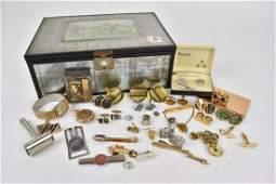 Men's Accessories Incl. Waltham Pocket Watch