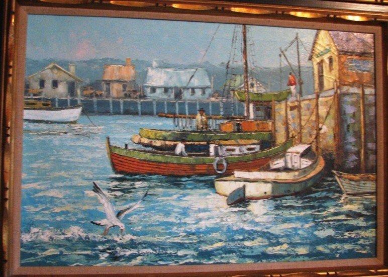 13: David  Oil on Canvas