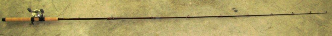 5: Loomis fishing rod with Calcutta 200 reel