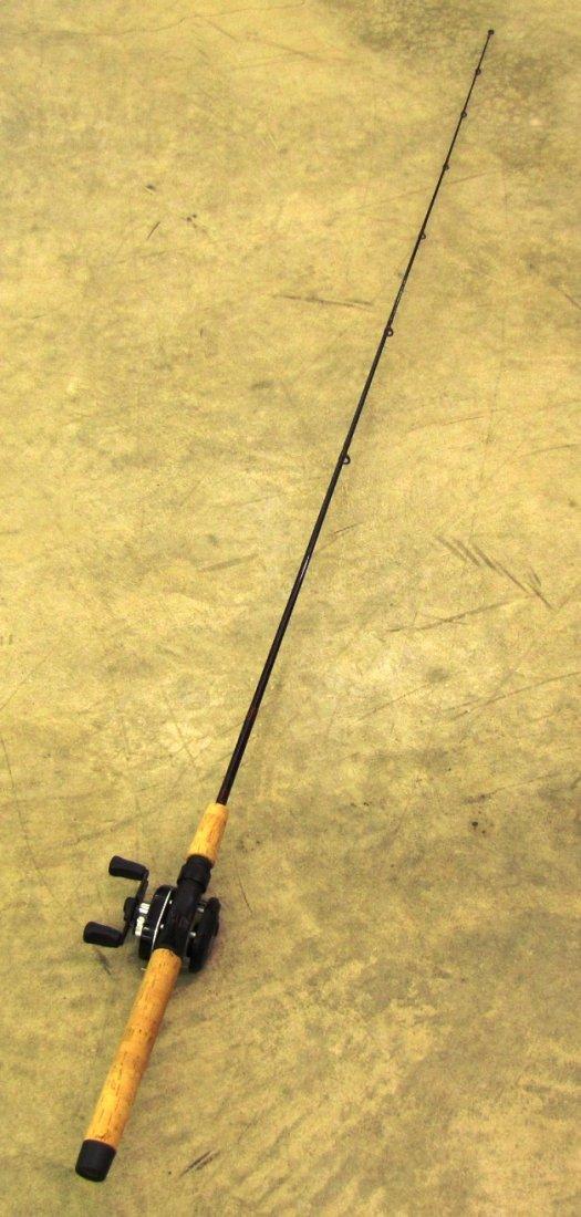 10: G Loomis IM6  fishing rod with Daiwa reel
