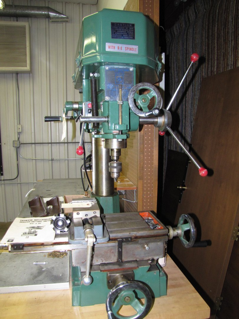 78: Jet-16 Milling/Drilling machine