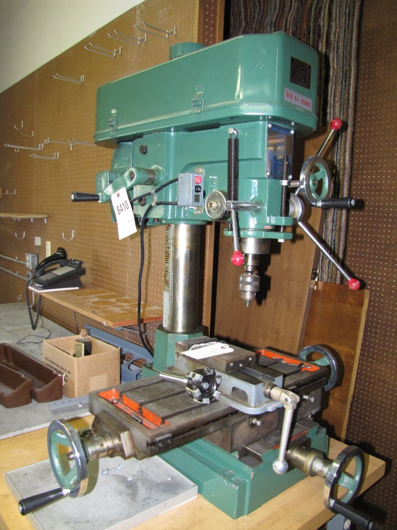 78: Jet-16 Milling/Drilling machine - 2