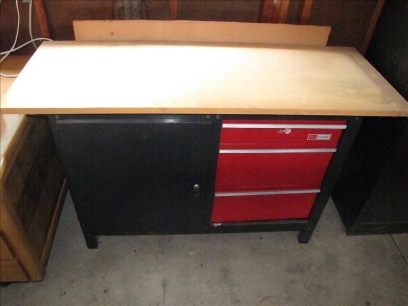 61 Sears Craftsman Workbench