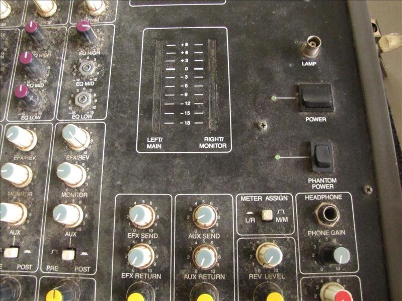 74: EV BK-1632 Stereo mixer board - 3