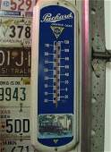 63 Packard Motor Cars Metal Advertising Thermometer