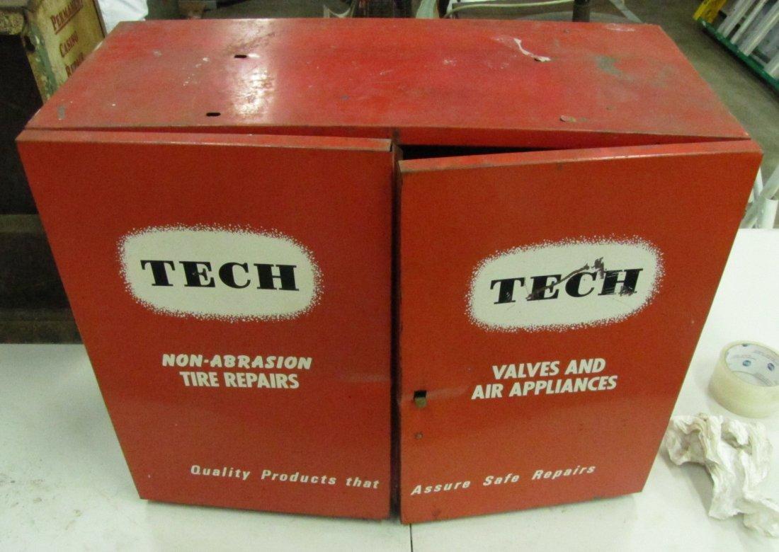 Tech Valve & Air Appliances Tire repair cabinet