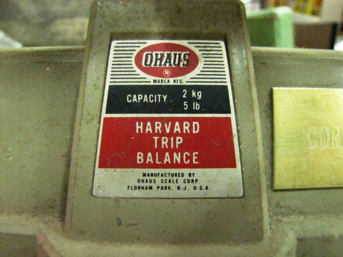 105: Vintage OHAUS Harvard Trip Balance Scales - 2