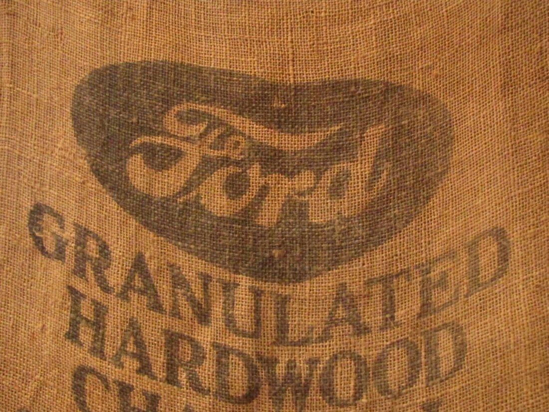 230: Ford Granulated Charcoal Gunny Sack Bag